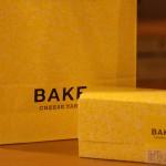 BAKEは並ぶ価値アリのほんわかチーズタルトだ!