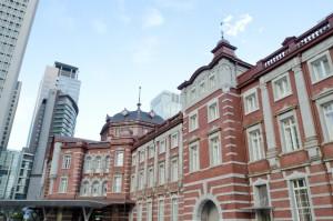 今年の東京マラソンは東京駅がゴール地点です